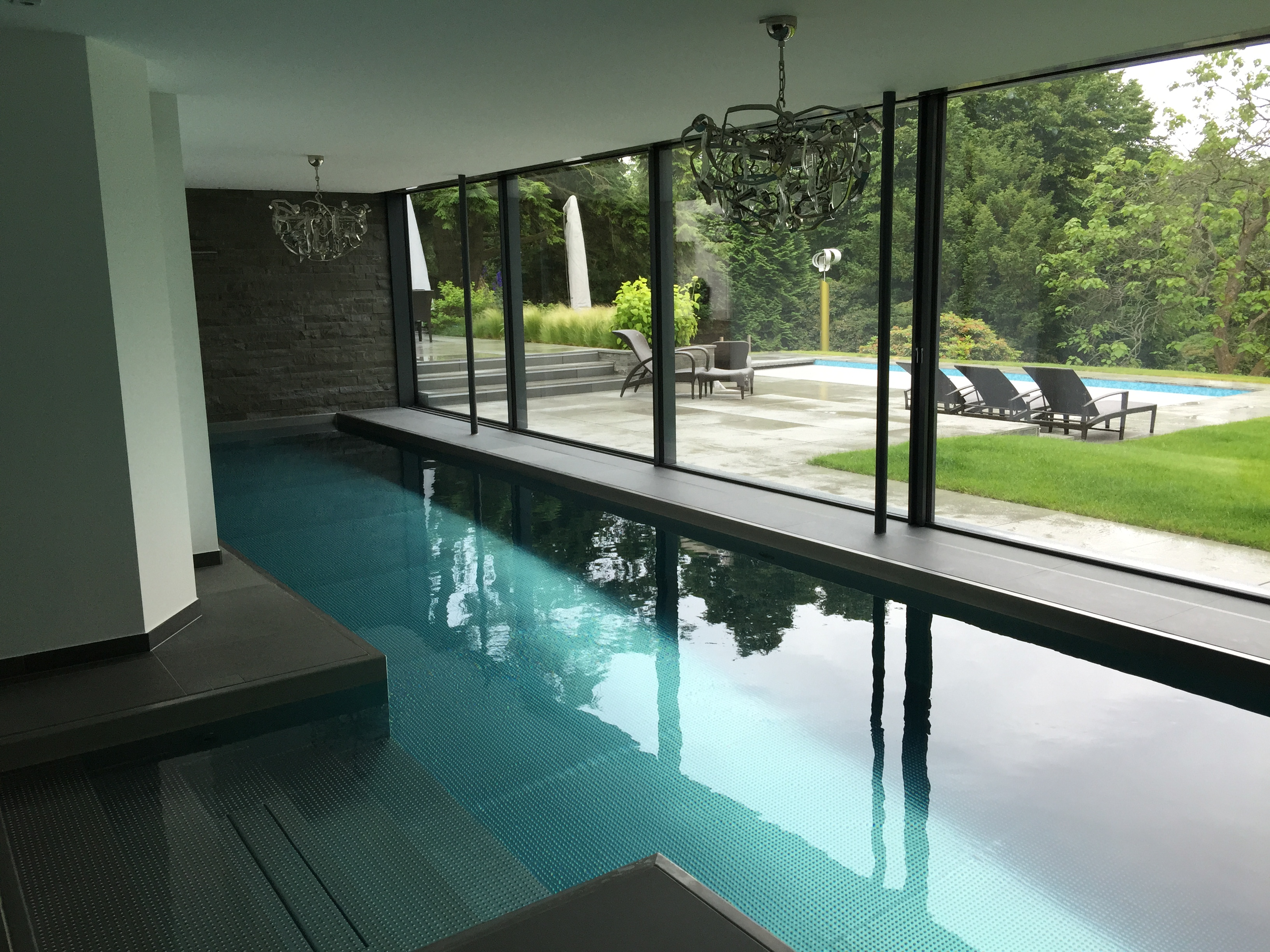 Neubau Indoor-Pool 2015 | Architekturbüro Jürgen Fladung
